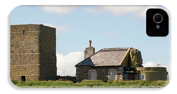 Inner Farne IPhone 4 Case by Ashley Cooper