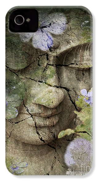 Inner Tranquility IPhone 4 Case by Christopher Beikmann
