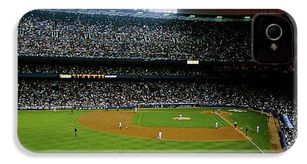 Interiors Of A Stadium, Yankee Stadium IPhone 4 Case