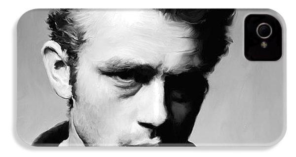 James Dean - Portrait IPhone 4 Case