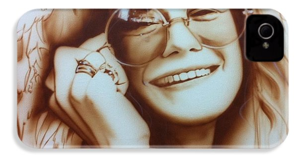 Janis Joplin - ' Janis ' IPhone 4 Case