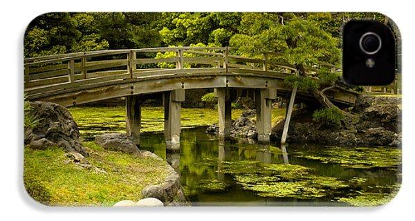 Japanese Garden Tokyo IPhone 4 / 4s Case by Sebastian Musial