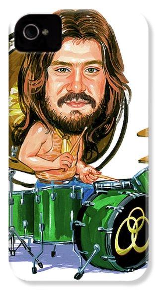 John Bonham IPhone 4 Case by Art