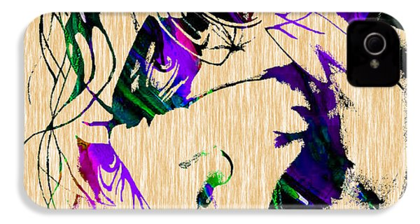 Joker Collection IPhone 4 Case by Marvin Blaine