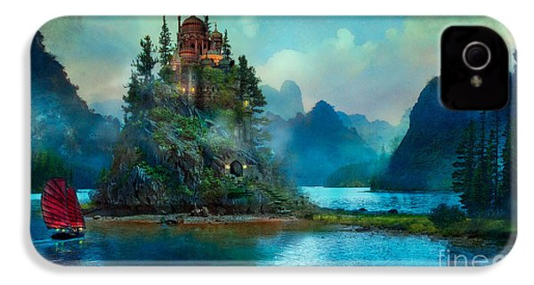 Journeys End IPhone 4 Case by Aimee Stewart