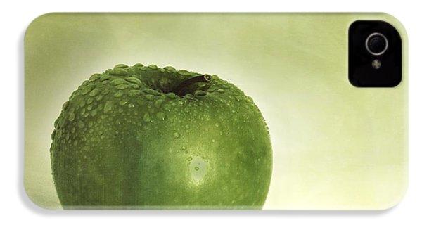 Just Green IPhone 4 / 4s Case by Priska Wettstein