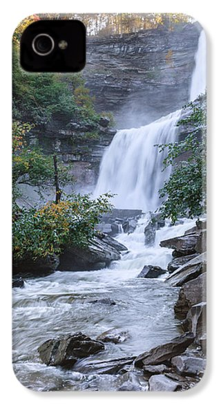 Kaaterskill Falls IPhone 4 Case by Bill Wakeley