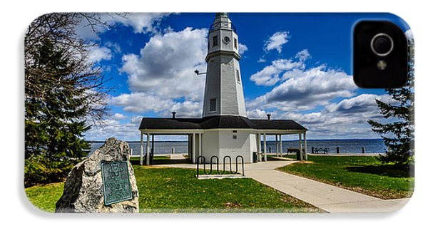 Kimberly Point Lighthouse IPhone 4 Case