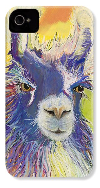 King Charles IPhone 4 / 4s Case by Pat Saunders-White