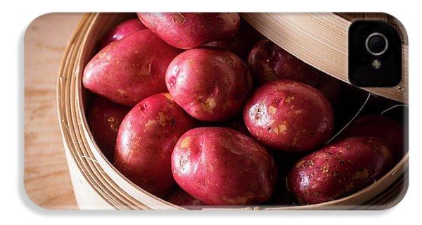 King Edward Potatoes IPhone 4 / 4s Case by Aberration Films Ltd