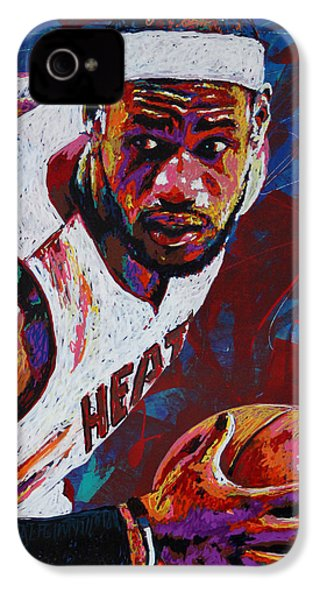 King James IPhone 4 Case
