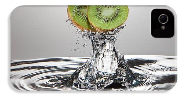 Kiwi Freshsplash IPhone 4 / 4s Case by Steve Gadomski