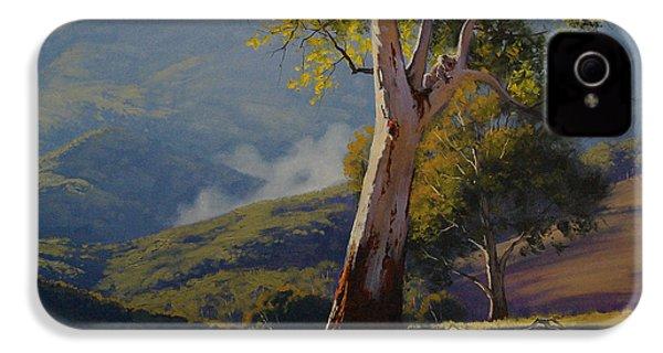 Koala In The Tree IPhone 4 / 4s Case by Graham Gercken