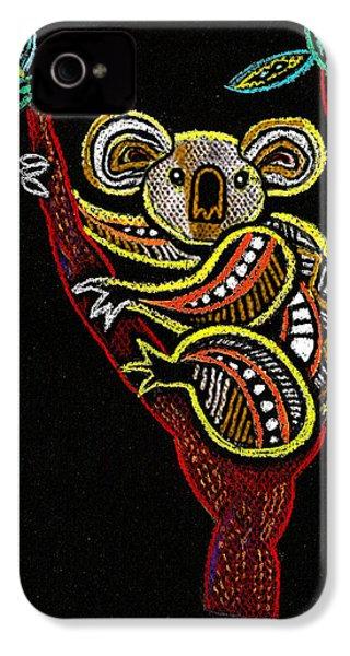 Koala IPhone 4 / 4s Case by Leon Zernitsky