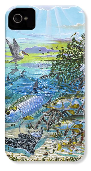 Lagoon IPhone 4 / 4s Case by Carey Chen