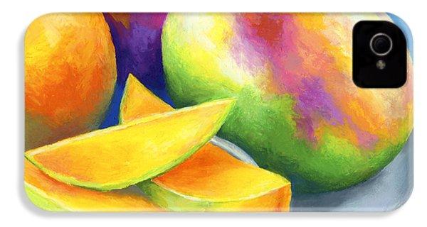 Last Mango In Paris IPhone 4 Case