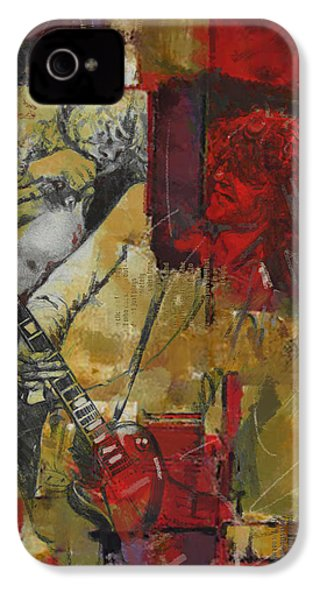Led Zeppelin IPhone 4 / 4s Case by Corporate Art Task Force