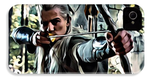 Legolas IPhone 4 / 4s Case by Florian Rodarte