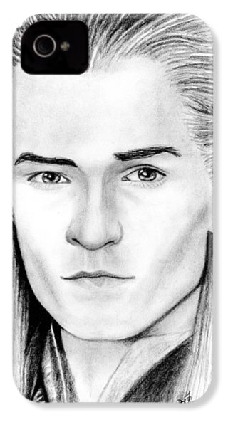 Legolas Greenleaf IPhone 4 / 4s Case by Kayleigh Semeniuk