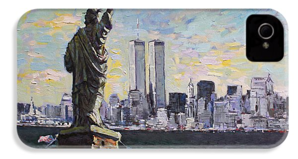 Liberty IPhone 4 / 4s Case by Ylli Haruni