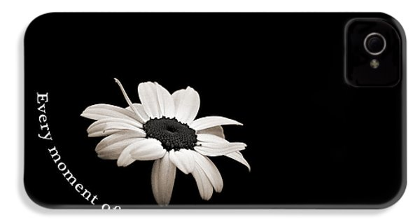 Light And Dark Inspirational IPhone 4 Case by Bill Pevlor