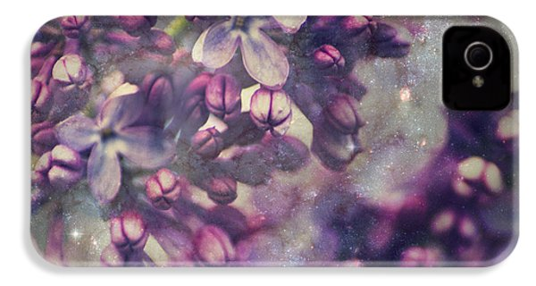 IPhone 4 Case featuring the photograph Lilac by Yulia Kazansky