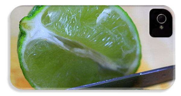 Lime IPhone 4 Case by Dan Sproul