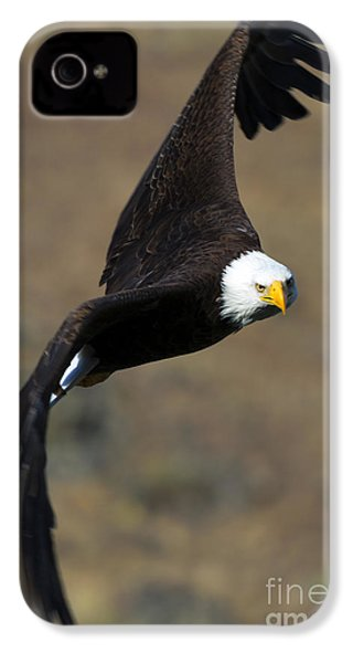 Locked In IPhone 4 / 4s Case by Mike  Dawson
