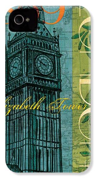 London 1859 IPhone 4 Case