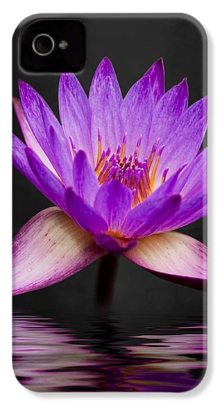 Lotus IPhone 4 Case
