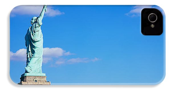 Low Angle View Of A Statue, Statue IPhone 4 / 4s Case by Panoramic Images
