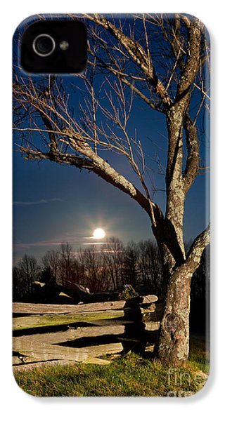 Lunar Landing - Blue Ridge Parkway IPhone 4 Case