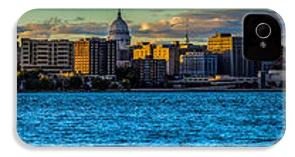 Madison Twilight Panorama IPhone 4 Case