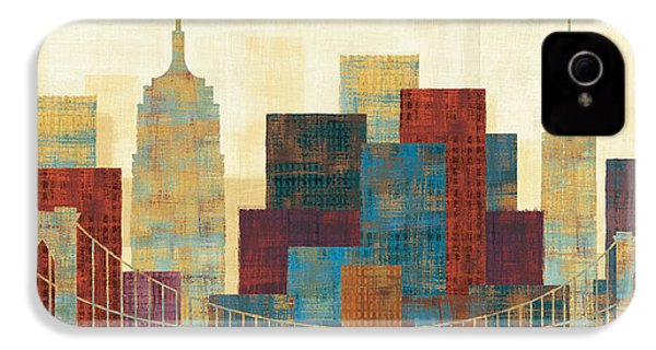 Majestic City IPhone 4 Case