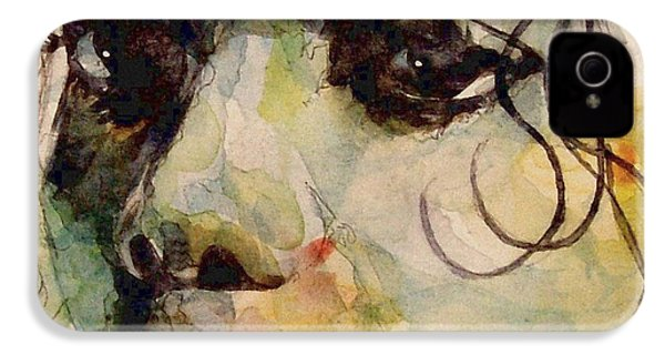 Man In The Mirror IPhone 4 Case by Paul Lovering