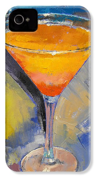 Mango Martini IPhone 4 Case