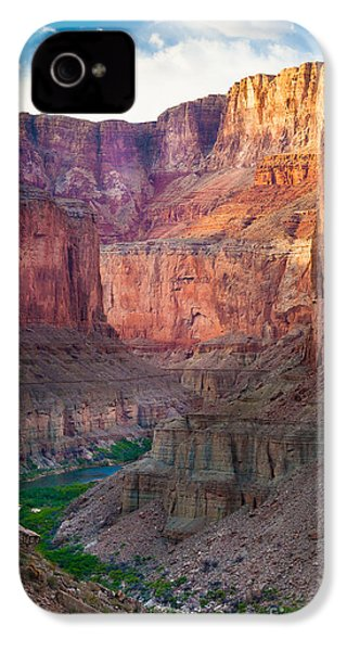 Marble Cliffs IPhone 4 Case