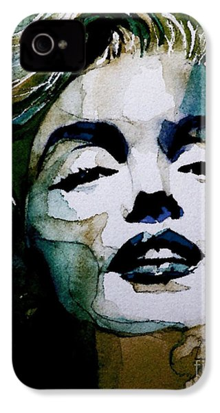 Marilyn No10 IPhone 4 / 4s Case by Paul Lovering