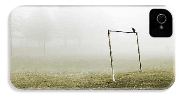 Match Abandoned IPhone 4 / 4s Case by Mark Rogan