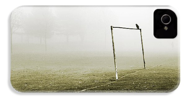 Match Abandoned IPhone 4 Case by Mark Rogan