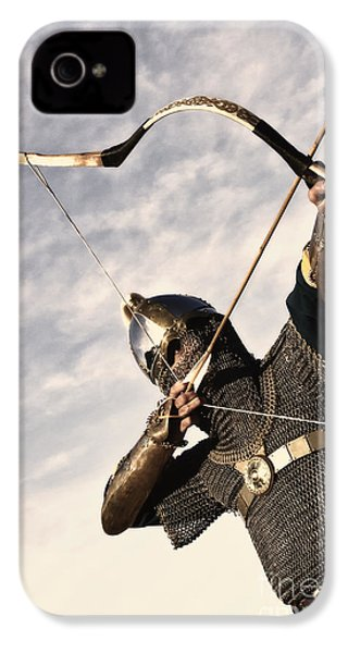 Medieval Archer IPhone 4 / 4s Case by Holly Martin