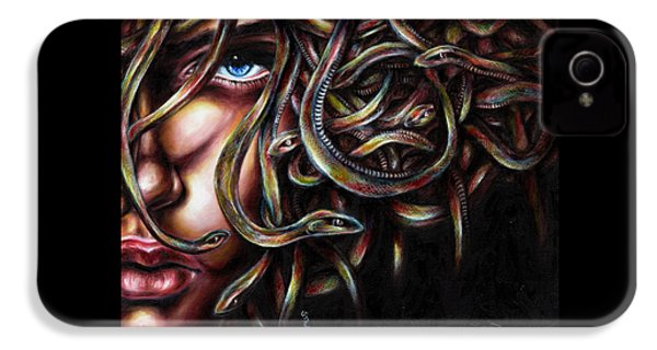 Medusa No. Two IPhone 4 Case