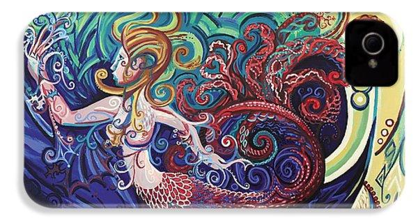 Mermaid Gargoyle IPhone 4 Case