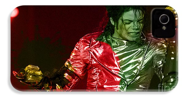 Michael Jackson Painting IPhone 4 Case
