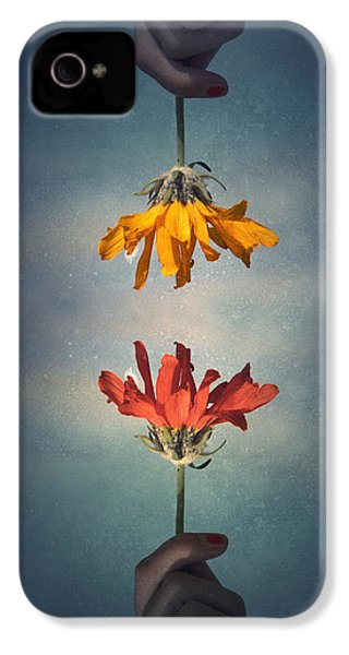 Middle Ground IPhone 4 Case by Tara Turner