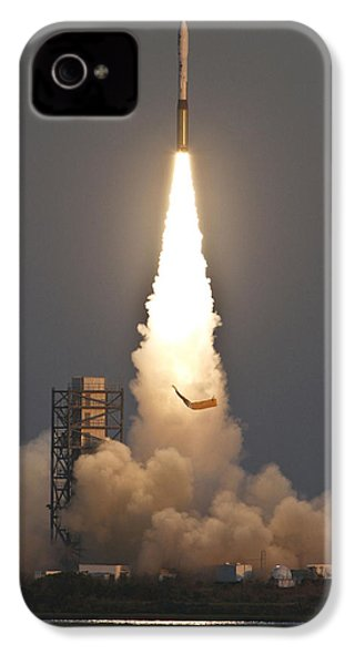 Minotaur I Launch IPhone 4 / 4s Case by Science Source
