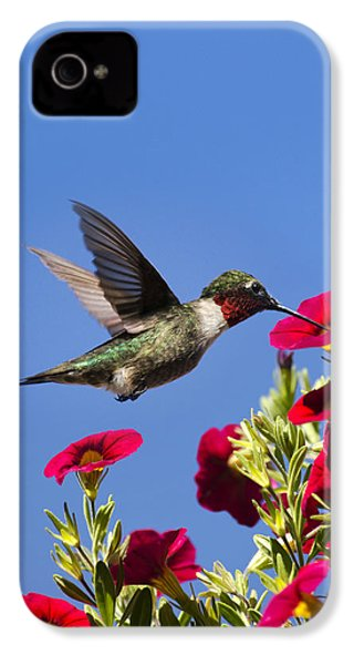 Moments Of Joy IPhone 4 Case by Christina Rollo