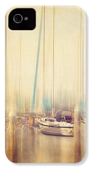 Morning Sail IPhone 4 Case by Amy Weiss