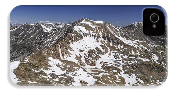 Mt. Democrat IPhone 4 Case by Aaron Spong