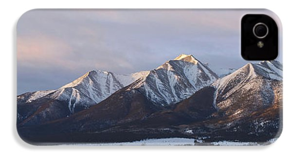 Mt. Princeton Panorama IPhone 4 Case by Aaron Spong